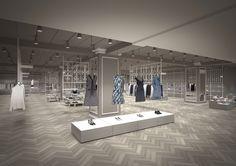 そごう・西武、コンテンポラリーブランドの編集売場を新設 | Fashionsnap.com