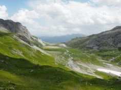 Summer in Flims - Laax, Switzerland - Hiking from Naraus - Segnes plain