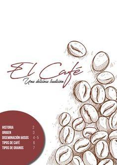 """Cover of """"Folleto café"""""""