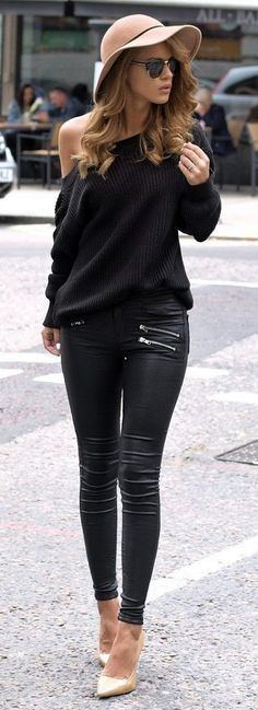 Cute Casual Chic Outfits, January 2016