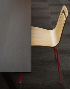 Klip chair by Victor Carrasco.  NH Milano Machiavelli.
