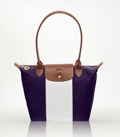 Longchamp. It's an awesome bag!