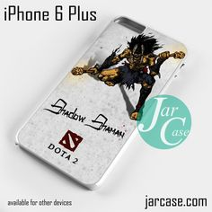 Dota 2 Shadow Shaman Phone case for iPhone 6 Plus and other iPhone devices
