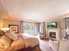Master Bedroom Photo, 035H-0031