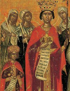 The Triumph of Orthodoxy - Музей имени Андрея Рублева и его обитатели
