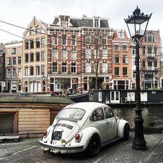 pinterest.com/dariatill ☼♥  #amsterdam #inspiration  #travel #city #street