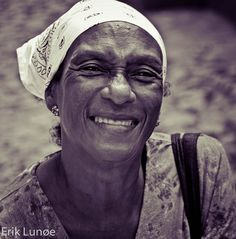 Cuba - Trinidad - Woman