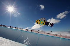 Winter Games NZ - Day 5: Snowboard