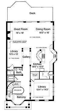 Second empire style home plans
