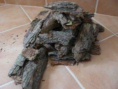 Pine bark, Fir bark, natural craft supplies, woodland craft supply, terrarium supply,
