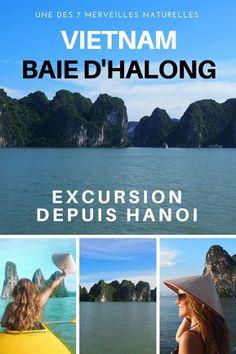 Récit de notre excursion à la Baie d'Halong en partant d'Hanoi! Où réserver l'excursion à Hanoi? faire du kayak sur la Baie d'Halong... Un moment inoubliable! #baiedhalong #vietnam #halongbay #voyage #hanoi North Vietnam, Hanoi Vietnam, Vietnam Voyage, Excursion, Hoi An, Water Sports, Kayaking, Moment, Tours
