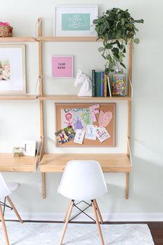 31 best shelf desk images bedrooms desks desk rh pinterest com