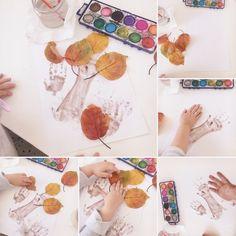 Pomișor de toamnă   Activități pentru copii - Little Corner Of Joy Little Corner