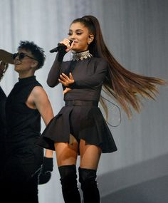 All the Best Looks from Ariana Grande's Dangerous Woman Tour