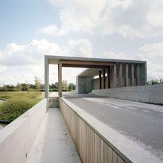 LANGEDIJK CEMETERY BY KARRES EN BRANDS LANDSCAPE ARCHITECTURE
