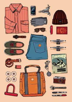 justinpoulter:justinpoulter.tumblr.com — Designspiration