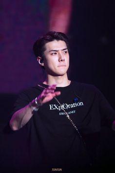 191214 Exploration in Malaysia Exo, Chanyeol, Wolf Moon, Global Brands, Fukuoka, Osaka, My Idol, Rapper, Explore