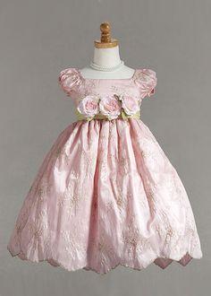 Pink Fabulous Girl Dress