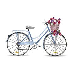 Diseño de bicicleta vintage Vector Gratis