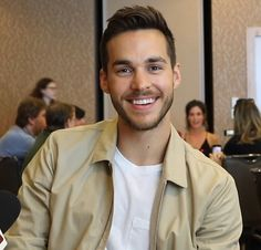 Chris Wood at Comic Con