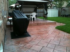 14 Best Stamped Concrete Patio Ideas Images In 2019
