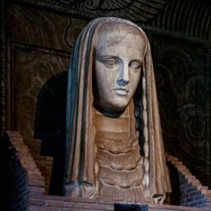 """The beautiful Isis-Sothis-Demeter. Egyptians who traveled to or settled in other parts of the ancient world brought their Goddess with them. Athens' rulers had allowed an Isis temple to be built in the Piraeus """"at the request of the Egyptians"""" sometime in the late 4th century BCE."""