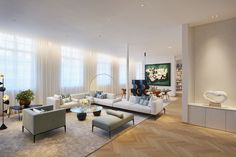Mayfair penthouse lets you live among London's wealthiest