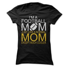 [Get] I AM FOOTBALL MOM JUST LIKE A NORMAL MOM EXCEPT MUCH COOLER  online. I AM FOOTBALL MOM JUST LIKE A NORMAL MOM EXCEPT MUCH COOLER This is I AM FOOTBALL MOM JUST LIKE A NORMAL MOM EXCEPT MUCH COOLER . Don't forget I AM FOOTBALL MOM JUST LIKE A NORMAL MOM EXCEPT MUCH COOLER  everytime you have to buy a new shirt. You may ask why. We have many reasons to tell you, but we just speak out one of them. I AM FOOTBALL MOM JUST LIKE A NORMAL MOM EXCEPT MUCH COOLER  shirt is unique designed by…