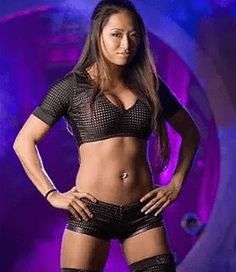 Gail Kim is best known for her professional wrestling career in WWE Women's Championship and TNA.