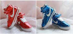 [Used] three points of idle BJD shoe leather high-top sneakers boots - Taobao