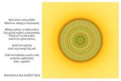 *PODLE TÉMAT   Mandala na každý den Personalized Items