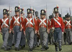 Wellingtons33rd - Red coat (British Army and Royal Marines) - Wikipedia, the free encyclopedia