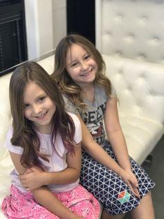 Kids Hair Color, Hair Girls, Girl Hairstyles, Salons, Mermaid, Lounge, Long Hair Styles, Photo And Video, Beauty
