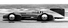 Land speed racer