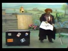 """Video: """"The Banana Man"""" - As corny as it was, as kids we LOVED seeing this performer on The Ed Sullivan Show. This is him performing on the """"Captain Kangaroo"""" show.  Sam Levine (May 15, 1881–November 13, 1974) performed as The Banana Man on """"Captain Kangaroo"""" and """"The Ed Sullivan Show""""."""