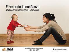 ¡Hoy cumplimos 16 años desarrollando #ConfianzaASPA! Patagonia