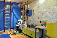 Fun Kid's Bedroom Designs (Boy & Girl Bedroom Pictures)Table of Contents for the Book Ultimate Guide to Building Decks Cool Kids Bedrooms, Kids Bedroom Designs, Picture Table, Boy Girl Bedroom, Bedroom Pictures, Contemporary Apartment, Kid Spaces, Play Houses, House Design