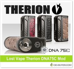 Lost Vape Therion DNA75C Box Mod – $125.00: http://www.cigbuyer.com/lost-vape-therion-dna75c-box-mod/ #ecigs #vaping #lostvape #therionDNA75 #therionDNA75C #DNA75 #DNA75C #vapelife #vapedeals