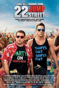 """22 Jump Street"" Launches Two New Posters!"