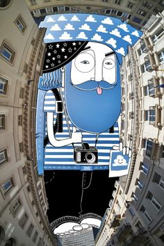 El Sky Art de Thomas Lamadieu