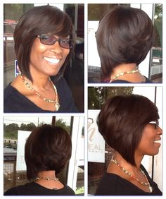 weave styles for natural hair - Google Search