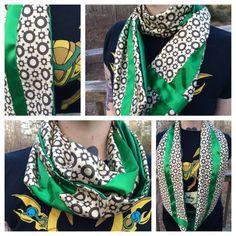Avengers Loki Stuttgart infinity scarf. NEED!!!