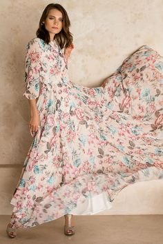 578ff55a23fc 55 Best Whimsical Spring Florals images | Whimsical dress ...