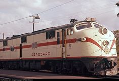 RailPictures.Net Photo: SAL 3025 Seaboard Air Line EMD E7(A) at Jacksonville, Florida by Fred Oltmann