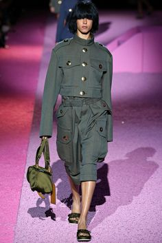 Marc Jacobs Pret A Porter S/S 2015 Pasarela Nueva York
