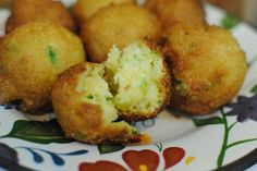 Looking for easy recipes with a bit of kick? Try our sweet & spicy cornbread hush puppies, made simple with Martha White Baking Mixes! They're so good!
