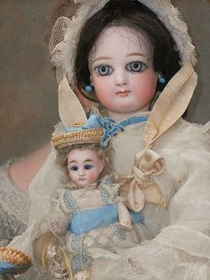 1000+ images about Antique Dolls at United Doll Sellers on ...