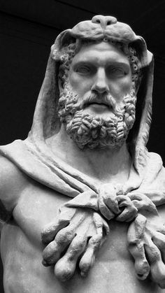 Heracles - everybody wants a might Herculean beard