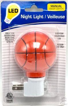 #keywebco LED Basketball Ni... found at  http://keywebco.myshopify.com/products/led-basketball-night-light-manual-off-on-energy-efficient-new?utm_campaign=social_autopilot&utm_source=pin&utm_medium=pin