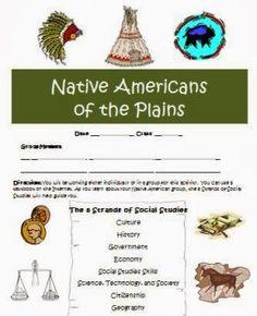 http://www.teacherspayteachers.com/Product/Native-American-Cultures-Unit-Activity-Aligned-to-Common-Core-553682